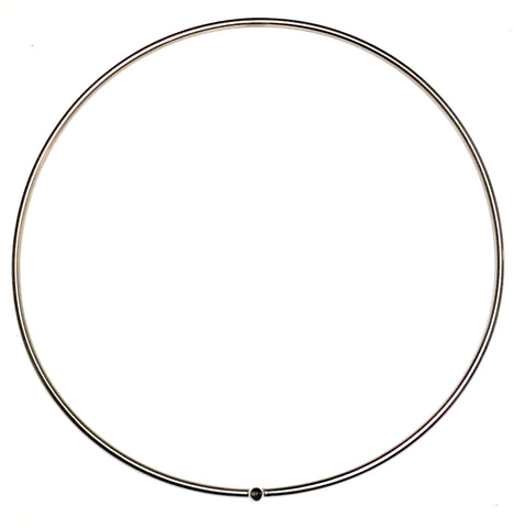"FR35S: 35"" SINGLE RING BURNER (1 PIECE) in 316 STAINLESS STEEL - LIFETIME GUARANTEED"