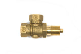 option-ANGLED: Angled Valve for Key Valve Sold w/ Deluxe Kits