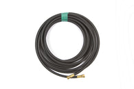 PH35: 35' CUSTOM FLEXIBLE HIGH PRESSURE 3/8ID PROPANE/ NAT GAS HOSE