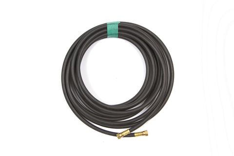 PH25: 25' FLEXIBLE HIGH PRESSURE 3/8ID PROPANE/ NAT GAS HOSE