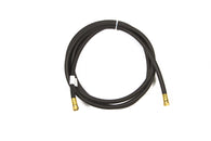 PH12: 12' FLEXIBLE HIGH PRESSURE 3/8ID PROPANE/ NAT GAS HOSE