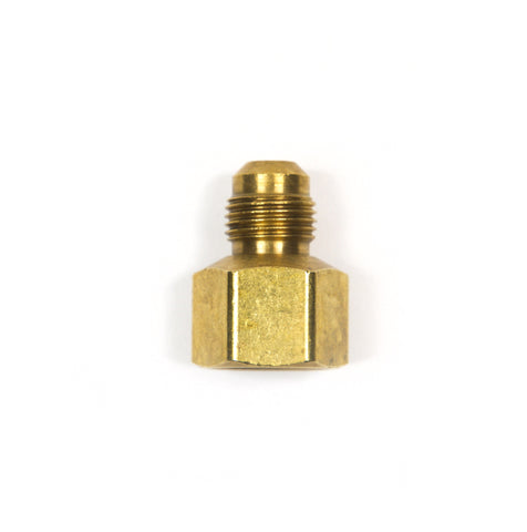 PHA12F: 3/8 Male Flare x 1/2 Female Pipe - PROPANE HOSE ADAPTER ENDS