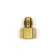 PHA14F: 3/8 Male Flare x 1/4 Female Pipe - PROPANE HOSE ADAPTER ENDS