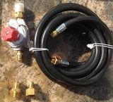 PTCK: PROPANE TANK CONNECTION BASIC COMPLETE KIT