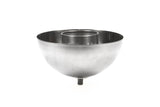 "B4BCK+: Complete DELUXE Propane Tabletop/ Post-top 11"" Fire Bowl 4"" Vertical Burner Kit (w/ Bowls)!"