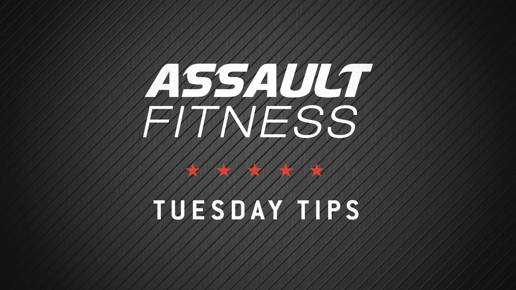 Tuesday Tip: Warming Up With The Assault AirBike