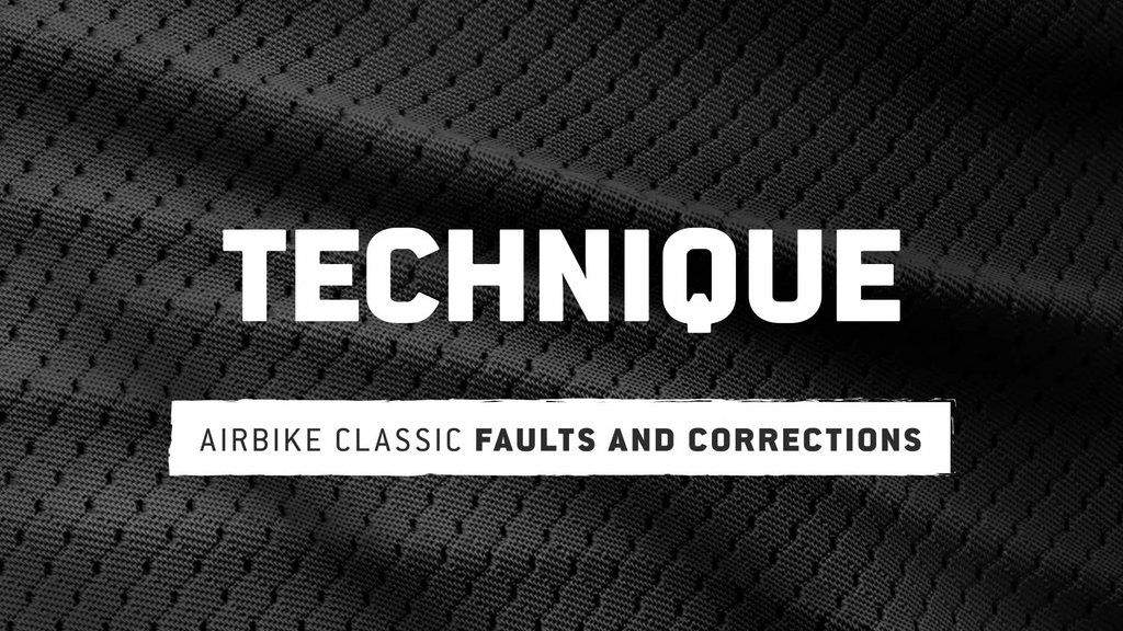 AirBike Classic: Faults and Corrections
