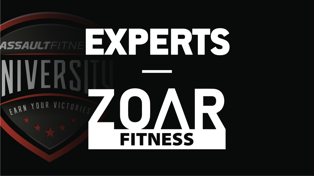 ZOAR Fitness: What's In a Name?