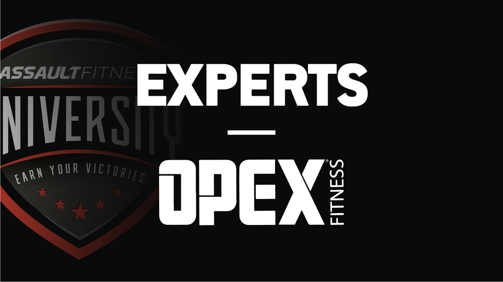 OPEX Fitness: Training OPEX Sustain on the AirRunner