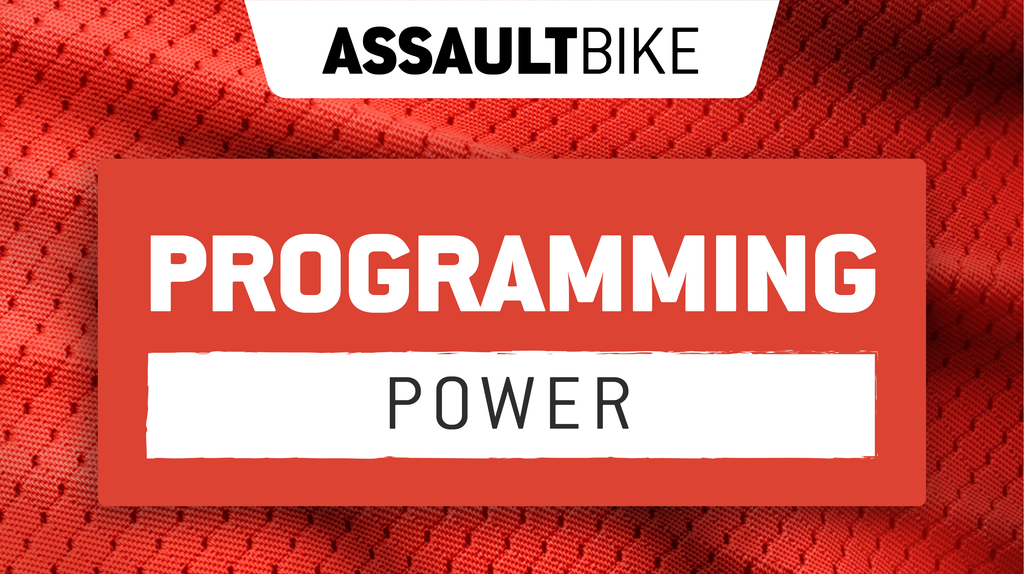 Assault WOD: AssaultBike Power