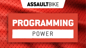 AssaultWOD: AssaultBike Power