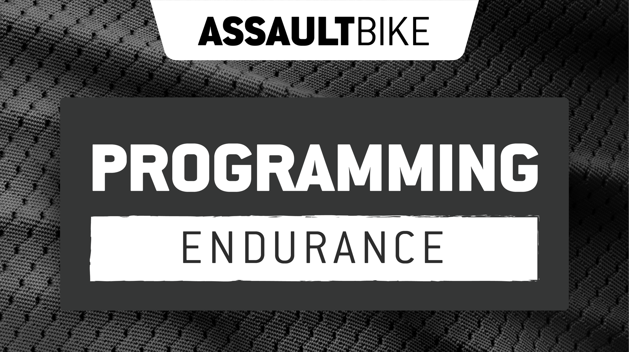 AssaultWOD: AssaultBike Endurance