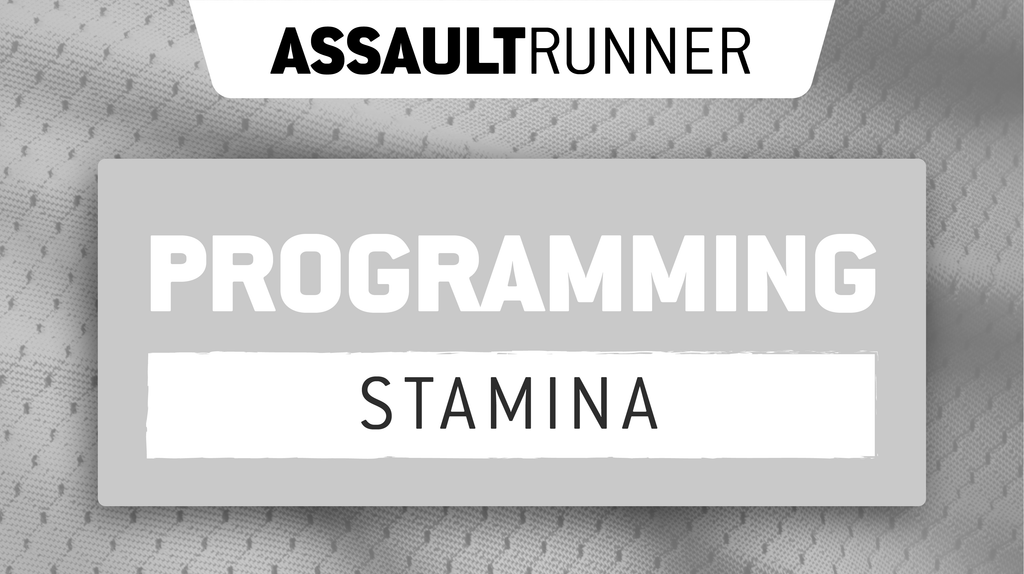 Assault WOD: AssaultRunner Stamina