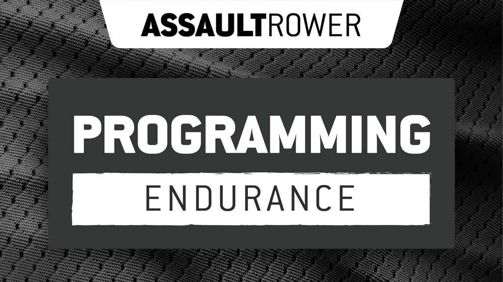 Assault WOD: AssaultRower Endurance