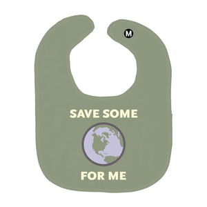 Save Some For Me Bib - Los Angeles Metro Shop