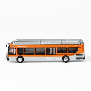 Metro Local Bus Diecast - Metro Shop