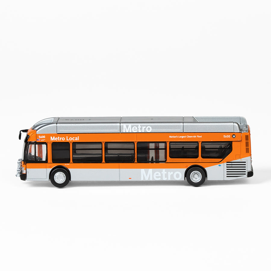 Diecast - Los Angeles Metro Shop