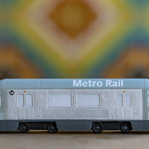 Metro Rail Squishy - Los Angeles Metro Shop