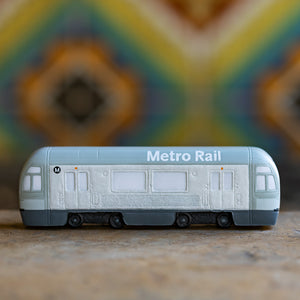 Metro Rail Squishy - Metro Shop