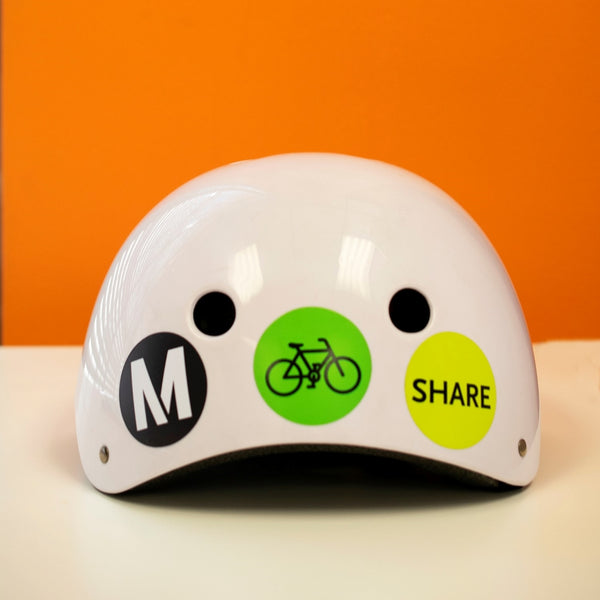 Bike Share Helmet