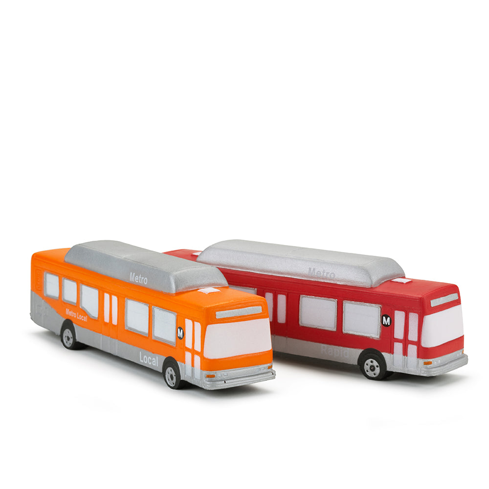 Metro Bus Squishy - Metro Shop