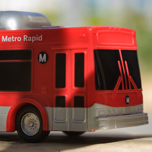 Metro Mini Bus - Los Angeles Metro Shop