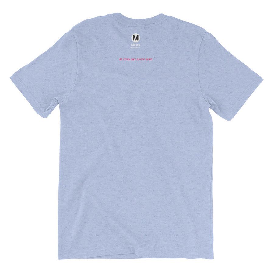 "Super Kind ""Metro Manners"" T-Shirt - Metro Shop"