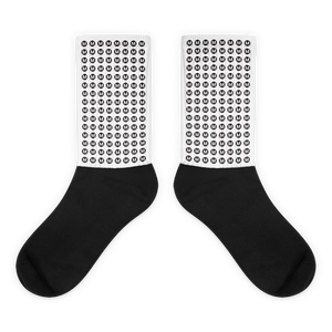 "Metro ""Walk Instead"" Socks - Metro Shop"