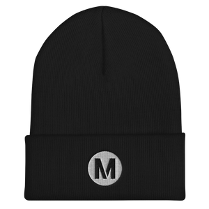 Metro Cuffed Beanie - Los Angeles Metro Shop