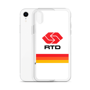 RTD iPhone Case - Los Angeles Metro Shop