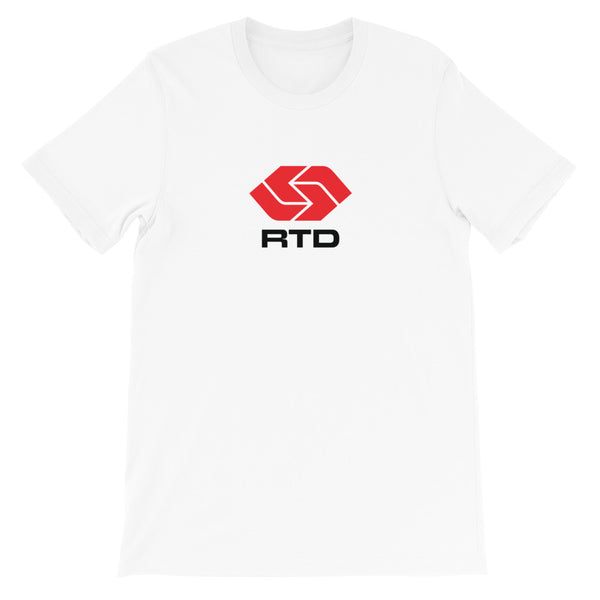 RTD Short-Sleeve Unisex T-Shirt - Metro Shop