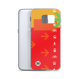 The Movement Samsung Phone Case - Metro Shop