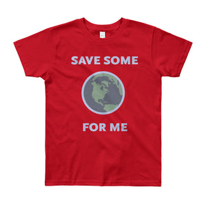 Save Some For Me Youth T-Shirt - Metro Shop