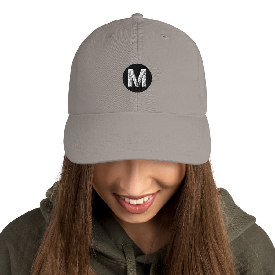 Metro Embroidered Champion Dad Cap - Metro Shop