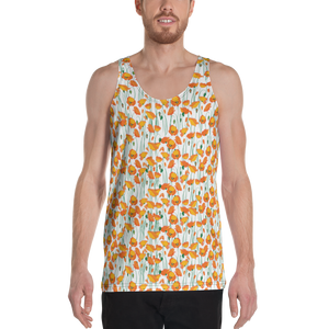 Poppies Tank Top - Los Angeles Metro Shop