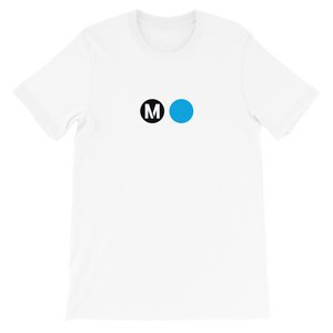 Metro Expo Line Circle T-Shirt - Los Angeles Metro Shop