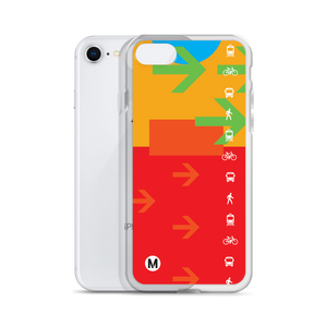 The Movement iPhone Case - Metro Shop