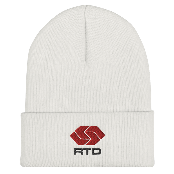 RTD Cuffed Beanie - Los Angeles Metro Shop