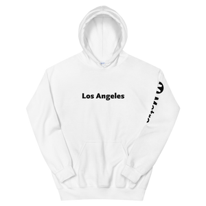 Metro Los Angeles Unisex Hoodie - Los Angeles Metro Shop