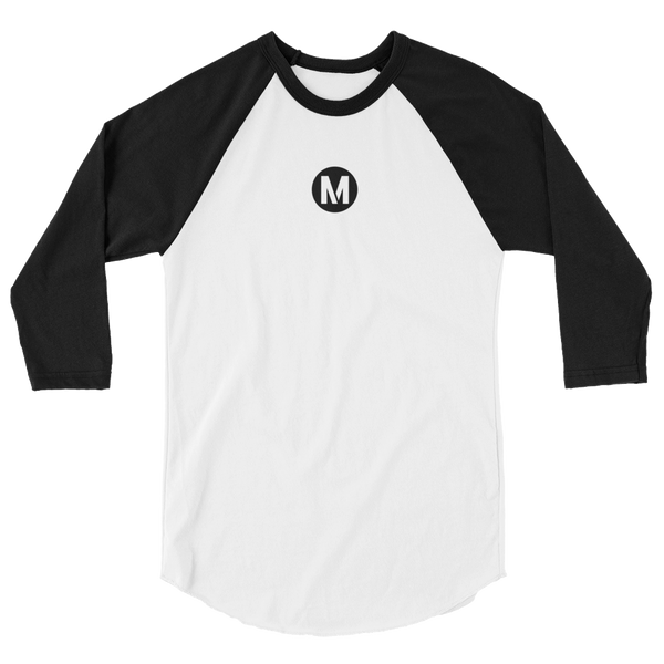 Metro 3/4 Baseball Sleeve - Metro Shop