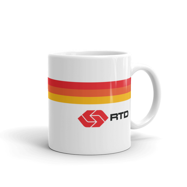 RTD Mug (11oz. or 15oz.) - Los Angeles Metro Shop