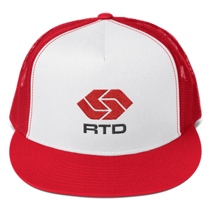 RTD Trucker Cap - Metro Shop