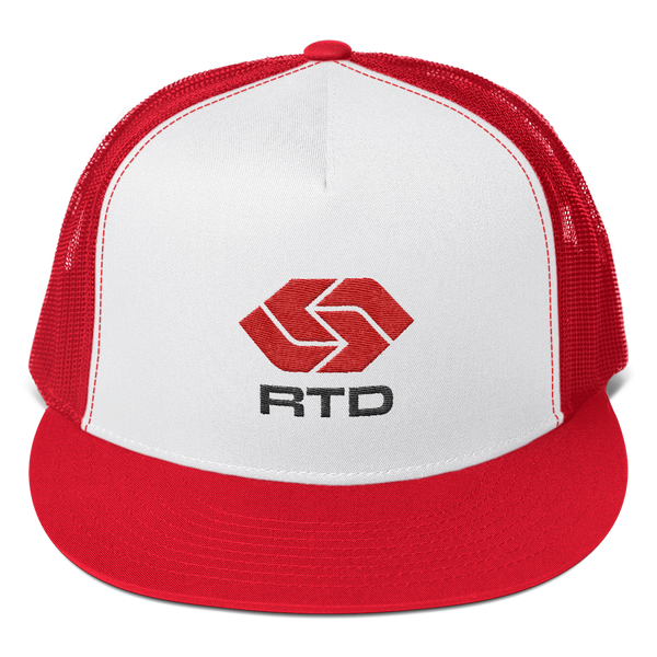 RTD Trucker Cap - Los Angeles Metro Shop