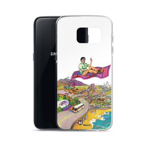 RTD Pleasure Fare Samsung Case