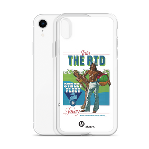 RTD Street Fleet iPhone Case