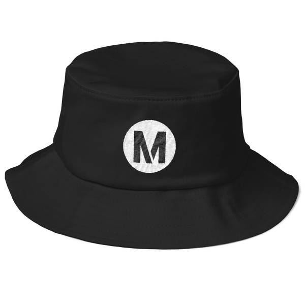 Metro Old School Bucket Hat - Los Angeles Metro Shop
