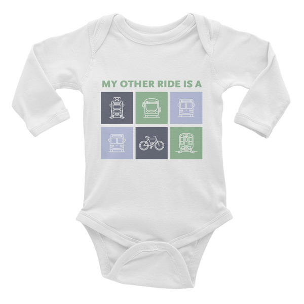 My Other Ride Is a Bodysuit - Los Angeles Metro Shop