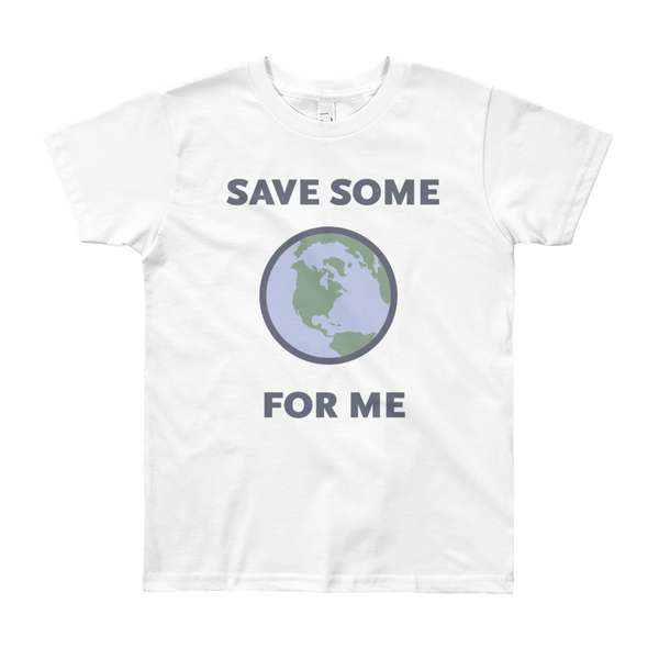 (SAVE SOME FOR ME) Youth 8-12 Short Sleeve T-Shirt - Los Angeles Metro Shop