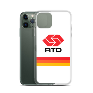 RTD iPhone Case