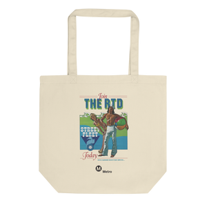 RTD Street Fleet Eco Tote Bag - Los Angeles Metro Shop
